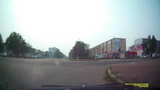 НЕАДЕКВАТНЫЙ газелист на Р168ЕМ 102RUS (г. Салават) (21.07.16 г.)