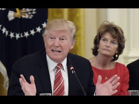 Trump Threatens State of Alaska