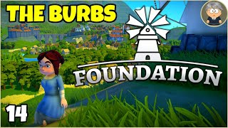 Foundation Early Access - 14 - Food and Luxuries