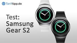 Samsung Gear S2 | Test deutsch
