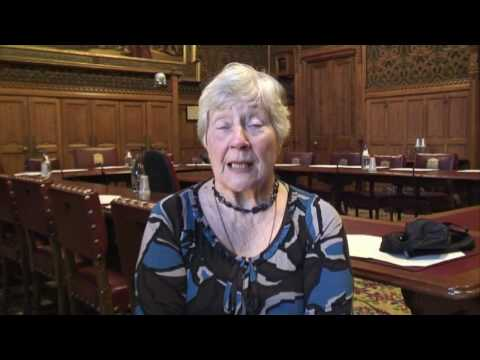 Shirley Williams backs the Vote for a Change campaign