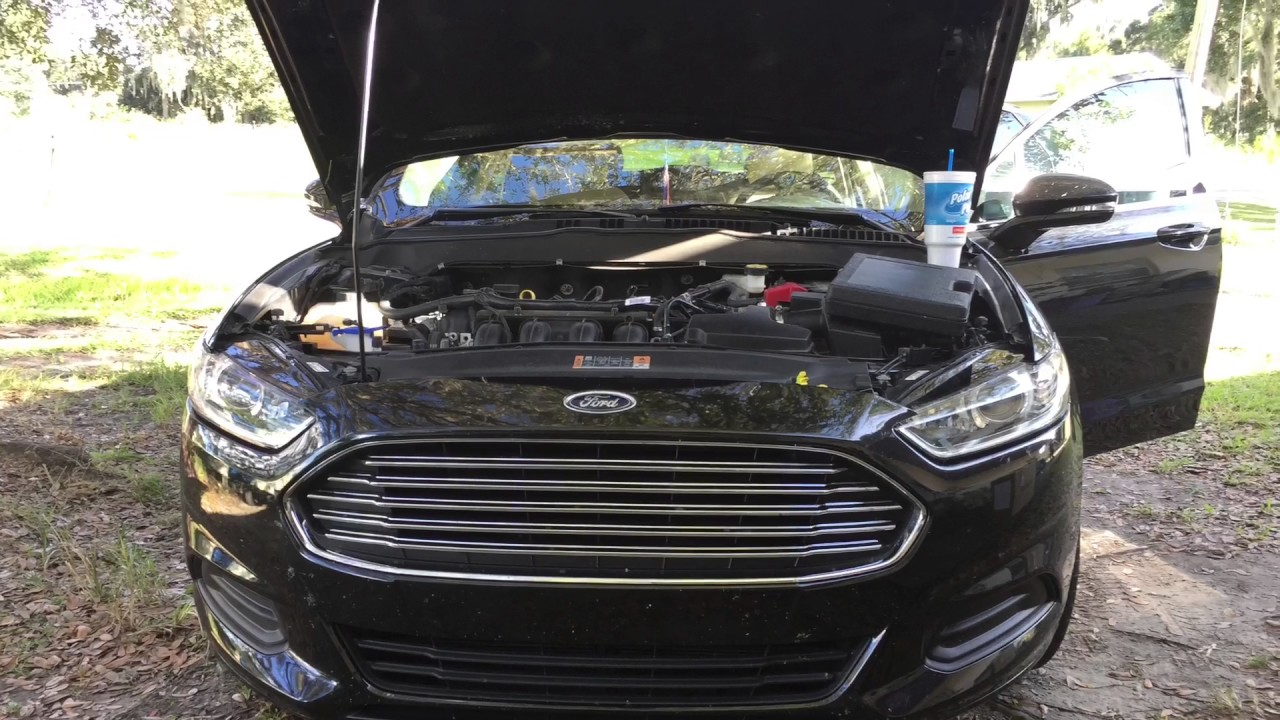 Winpower Headlights Mustang Style 2013 2016 Ford Fusion