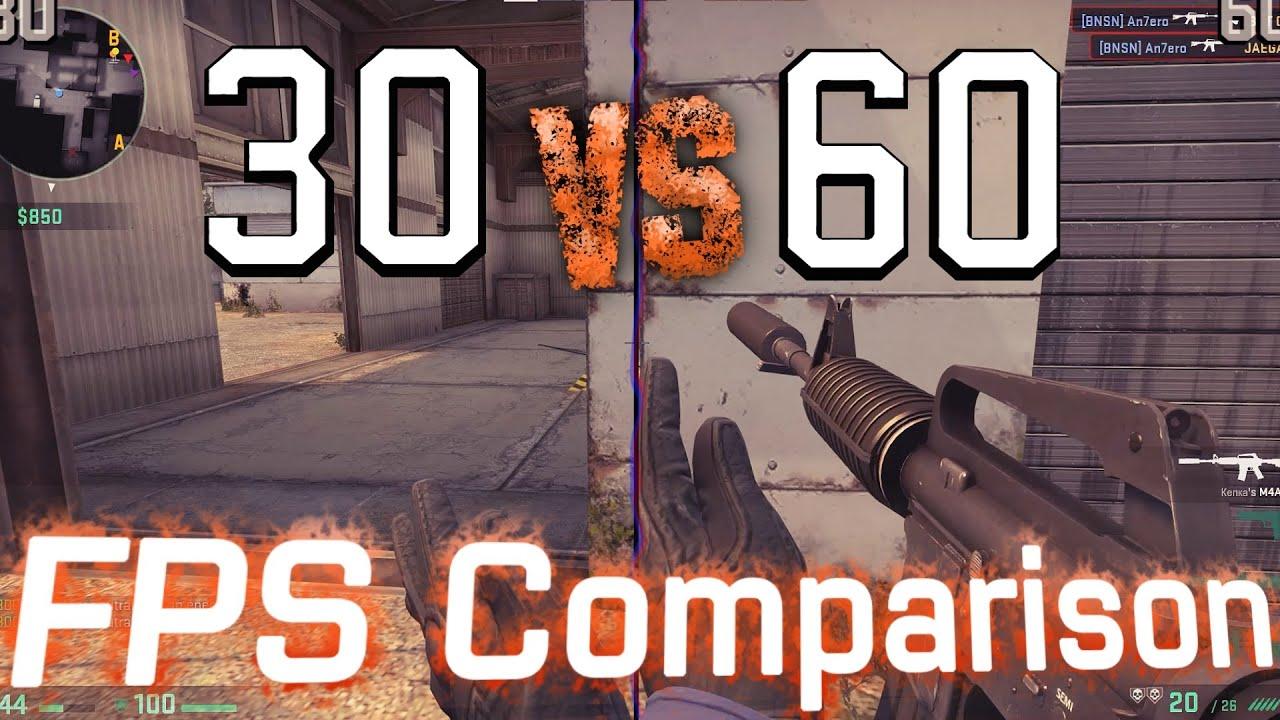 60 fps cs go