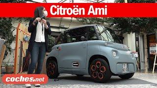 Citroën Ami 2021 | Primer contacto / Test / Review en español | coches.net