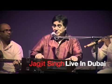 Jagjit Singh Live in Dubai |  Mp3 Download
