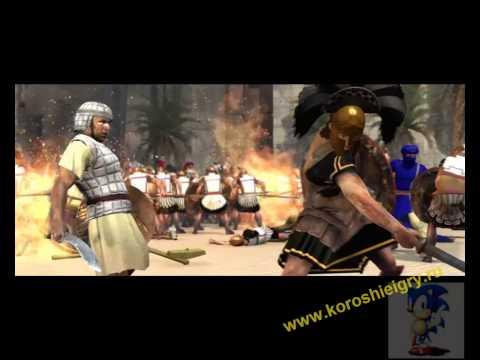 Игра Rome Total War скачать торрент