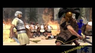Трейлер на русском языке Total War Rome 2