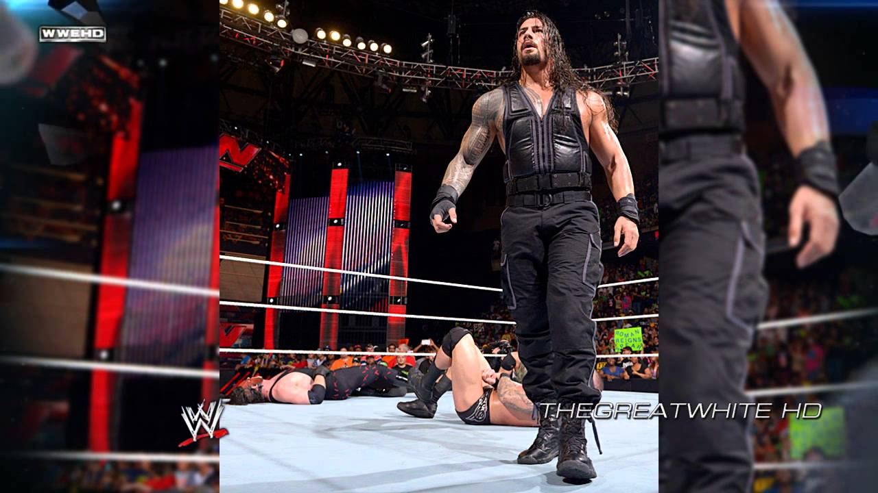 2014 Roman Reigns 3rd Wwe Theme Song The Truth Reigns