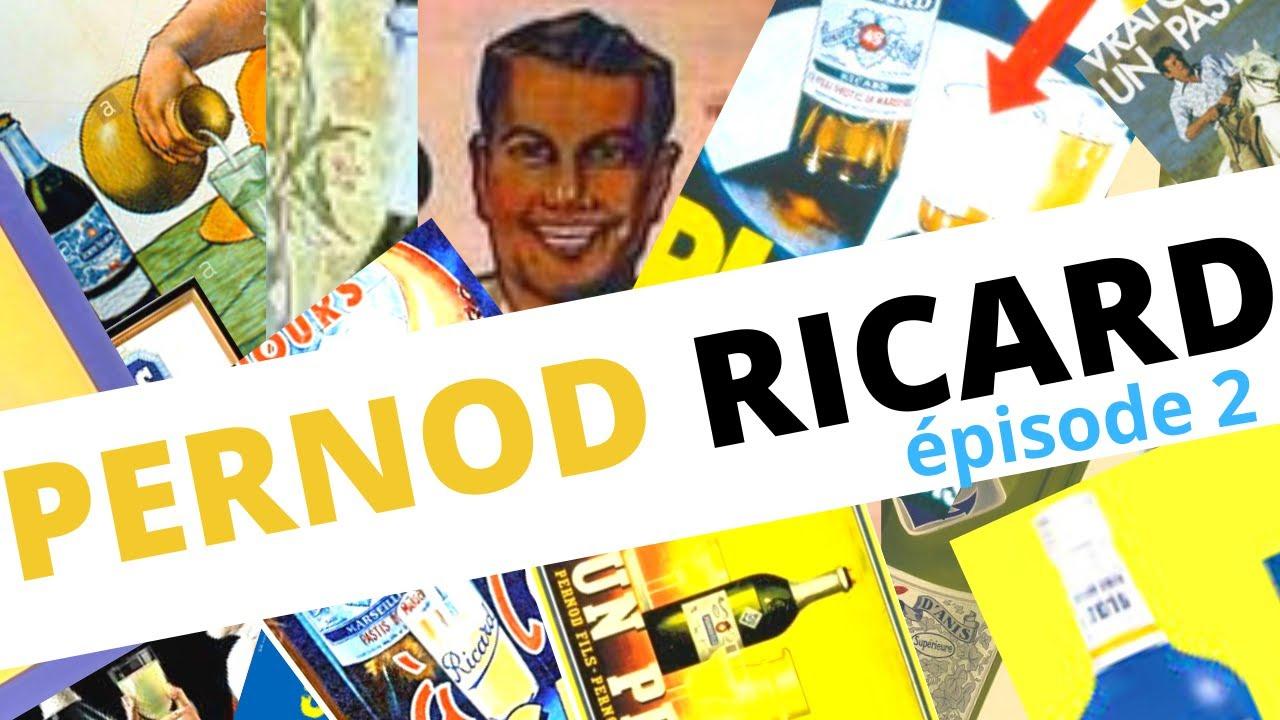 SAGAS DES MARQUES: PERNOD RICARD, épisode 2 : il ne peut en rester qu'un !