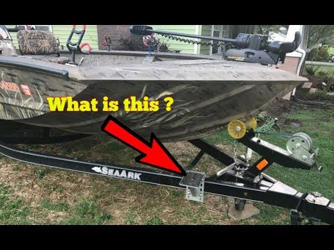Boat Trailer Step - Where To Buy And How To Install.