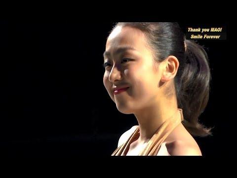 浅田真央(mao Asada) 「Smile」+「ラストダンスは私に」 復刻版 【1080p60 MAD】