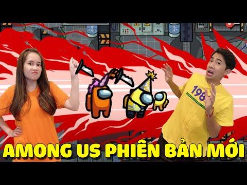 AMONG US PHIÊN BẢN MỚI cùng CrisDevilGamer và Mai Quỳnh Anh