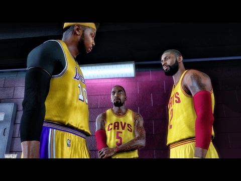 BEEFING WITH CAVALIERS IN THE TUNNEL! NBA 2K17 My Career Gameplay Ep. 34