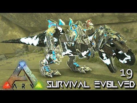 ARK: ABERRATION - ZOMBIE REX & TUMULTUOUS REX !!! E19 (PUGNACIA MOD ARK: SURVIVAL EVOLVED)
