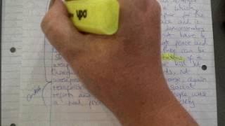 AQA English Literature Paper 1b: Writing a level 9 Christmas Carol response