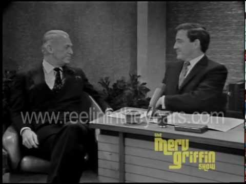 Douglas Fairbanks, Jr. Interview (Merv Griffin Show 1966)