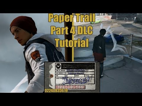 Infamous Second Son Paper Trail Part 4 Walkthrough Tutorial: All Codes and Passwords