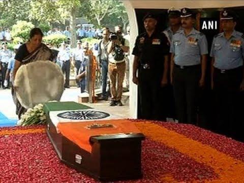 Watch: Nation pays tributes to Marshal Arjan Singh - Delhi News