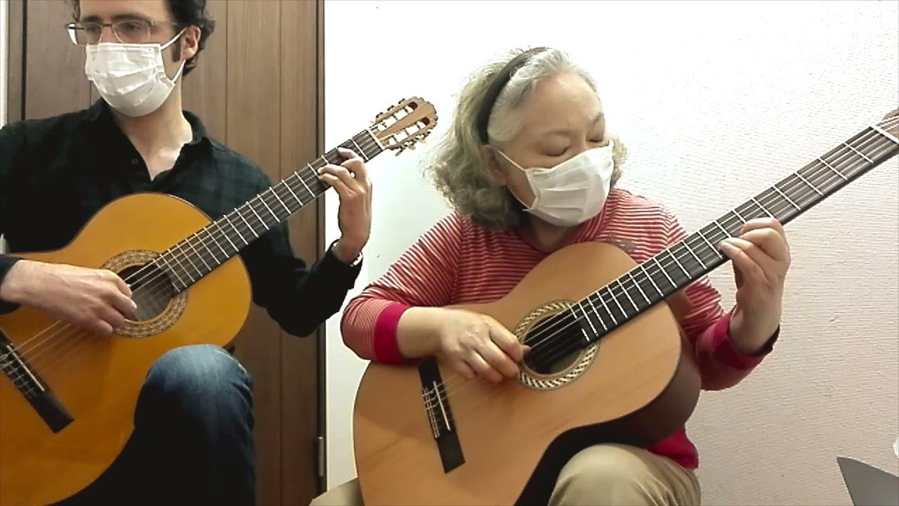 "Fusako plays ""Largo"" from Concerto R 93 by A. Vivaldi"