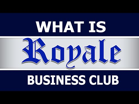 Royale Business Club Nigeria Opening Very Soon! Ask Me How!