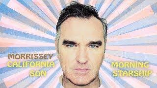 Morrissey - Morning Starship (Official Audio)