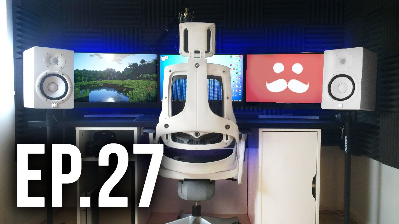 Room Tour Project 27 Ft Mumbo Jumbo Best Gaming Setups