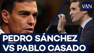 Pedro Sánchez a Casado: