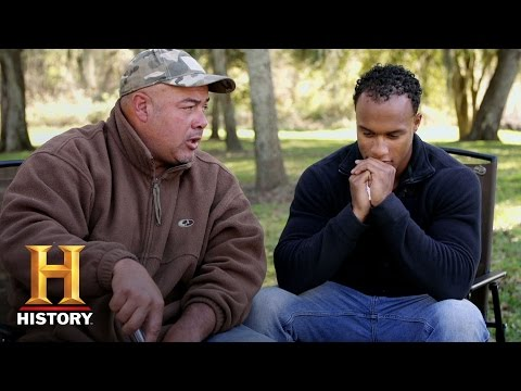 Swamp People: The Edgars' Family Food Traditions | History