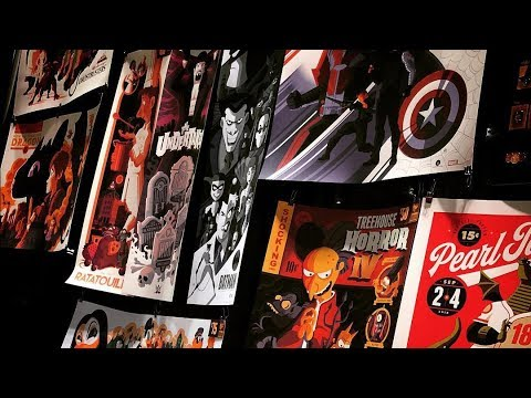 The Pop and Poster Art of Tom Whalen