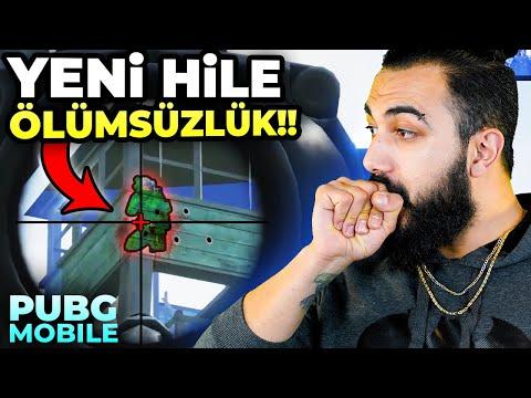 500 MERMİYE ÖLMEYEN ADAM!! YENİ ÖLÜMSÜZLÜK HİLESİ?? | PUBG Mobile
