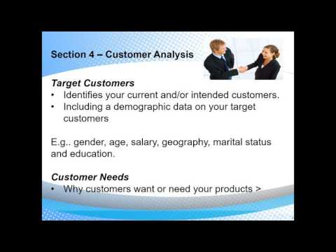 Business Plan Introduction