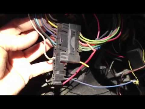 1980 jeep cj wiring diagram visio activity harness cj7 schematic ashley s youtube wrangler