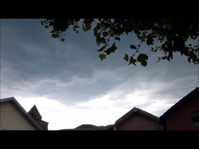 Estiu tempestuós al Pirineu oriental (Ripoll) - Juliol 2014