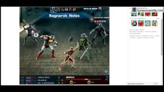 Marvel Avengers Alliance Missão Secreta Instruments of Darkness 35
