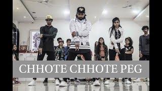 Chhote Chhote Peg Dance Choreography by Vijay Akodiya | Yo Yo Honey Singh| Sonu Ke Titu Ki Sweety|