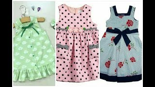 Comfortable, Samar baby frock easy stitch at home || beauty fashion