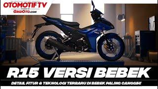Yamaha MX King 155 VVA First Impression, Bebek Paling Canggih Pakai Mesin R15 l Otomotif TV