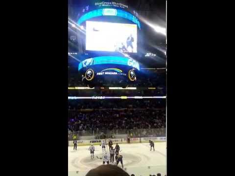 Buffalo Sabres goal horn. BEST live recording on the Internet.