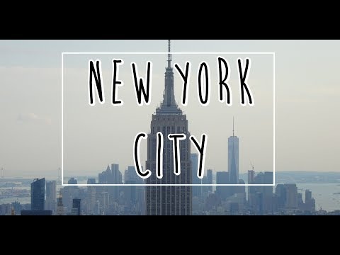 Au Pair Travel Diary: New York City 2017