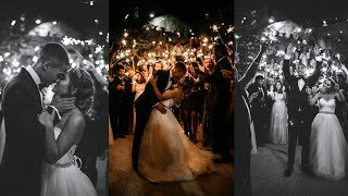 WEDDING PHOTOGRAPHY | HOW TO SHOOT WEDDING SPARKLER PHOTOS