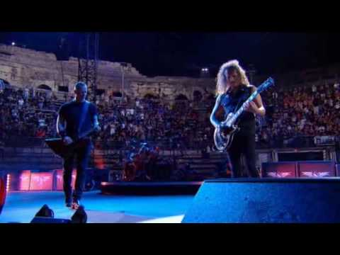 Metallica - Nîmes - Kirk Hammett Solo + Nothing Else Matters