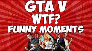 GTA V RANDOM FUNNY MOMENTS( PS3) TAKE A LOOK