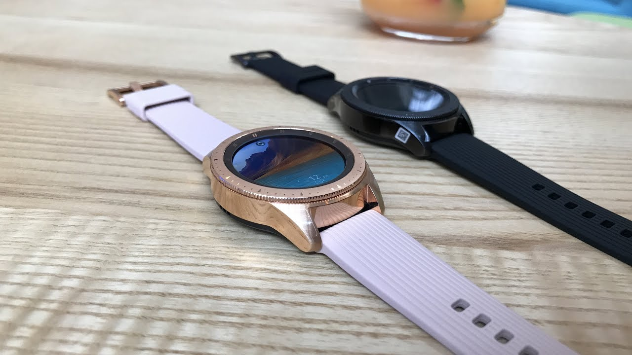 Samsung Galaxy Watch Prvn 237 Pohled Mobile Arena