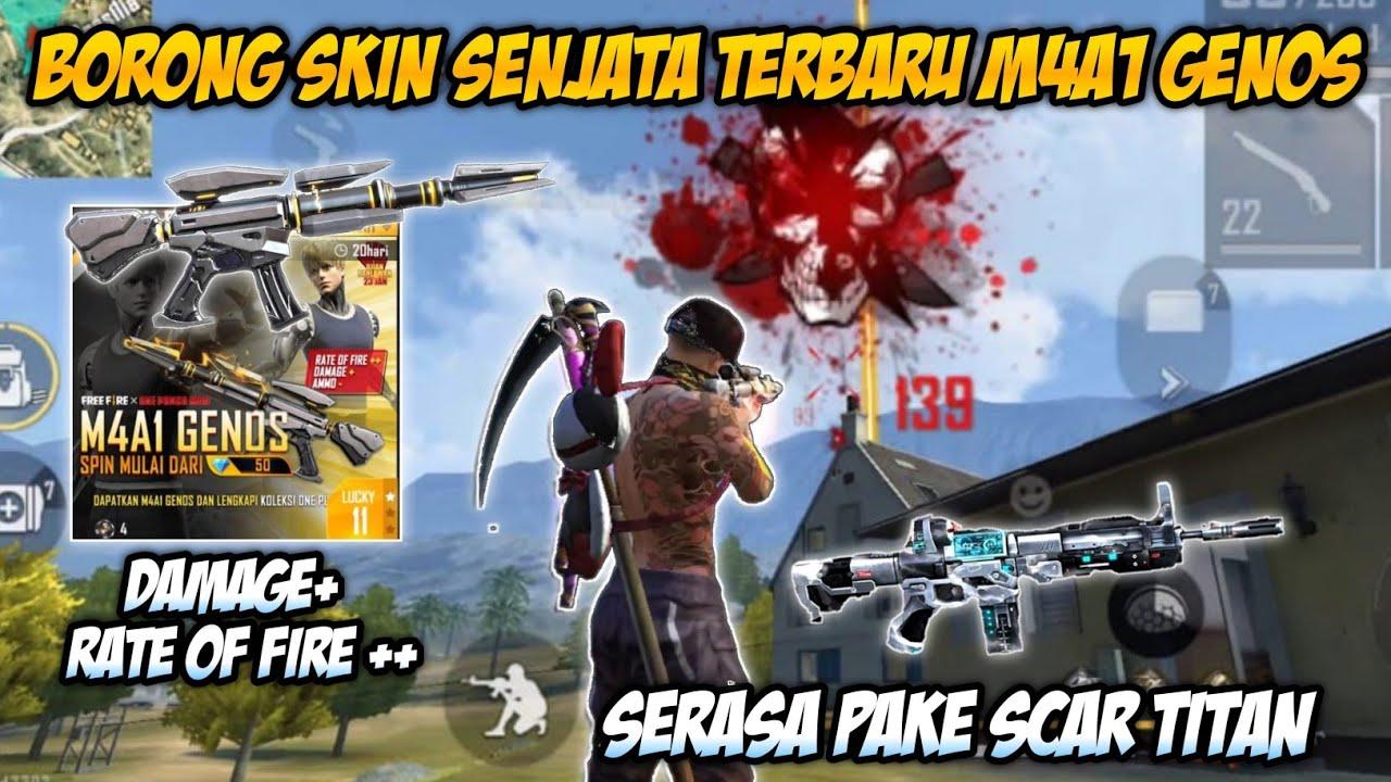 TOP UP LAGI BUAT BORONG SKIN M4A1 LEGENDARY!! SERASA PAKE SCAR TITAN!!