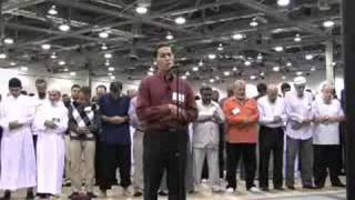 Surat al-nour by Sheikh Abdelkarim Edghouch at the ISNA Columbus, 2008