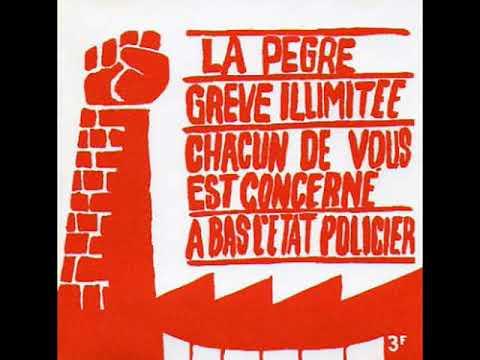 Dominique Grange - À bas l'État Policier (mai 1968)