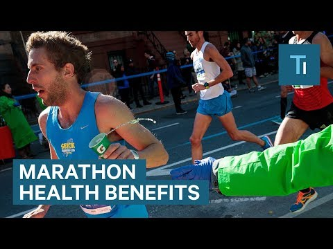 Are There Long-Term Health Benefits To Running A Marathon?