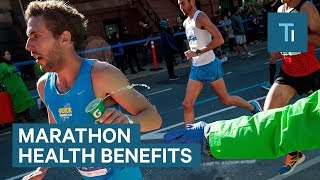 Long-Term Health Benefits Of Running A Marathon