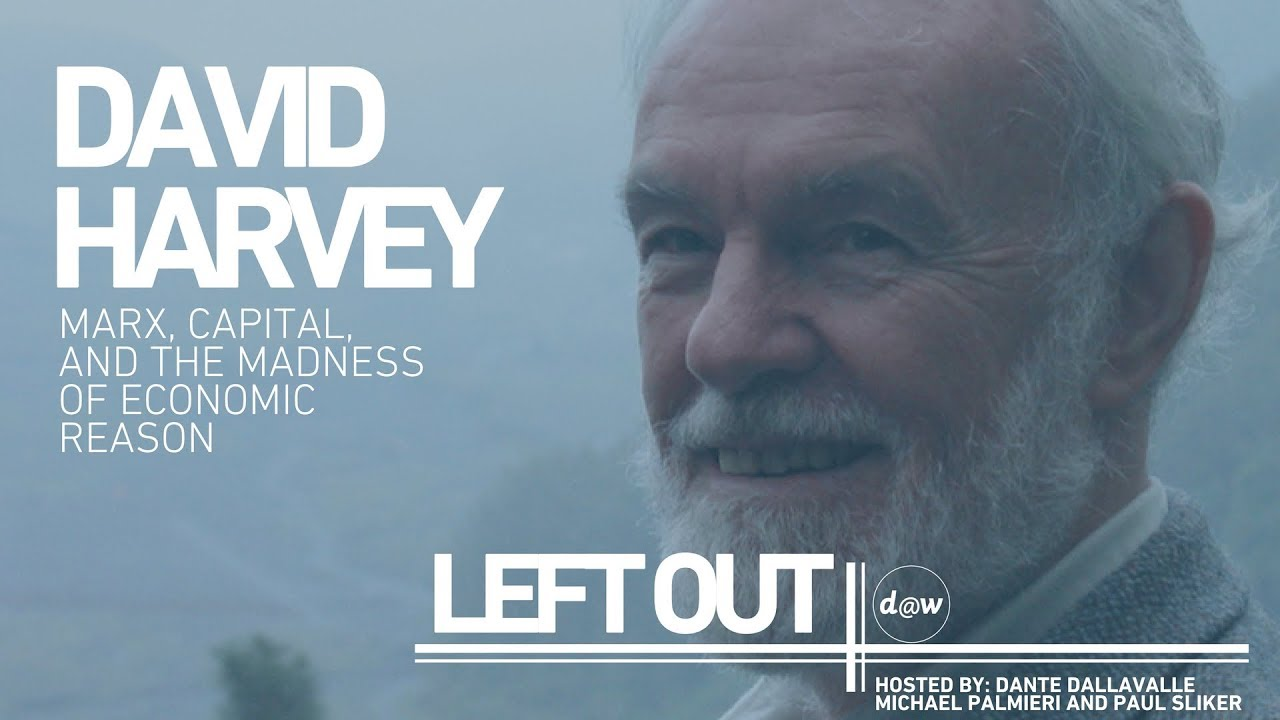 Who is David Harvey? - Quora