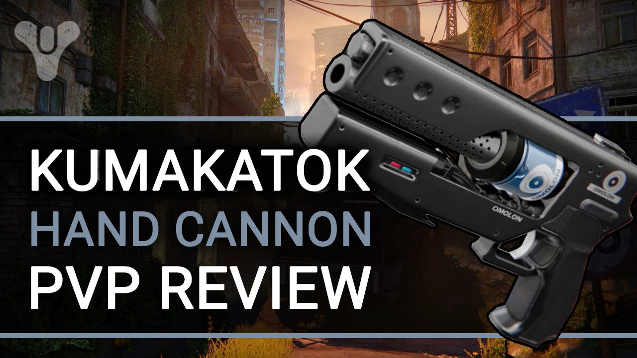 The Last Word Hand Cannon - Destiny Carries and LFG News